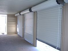 rollup garage doors manual or automated