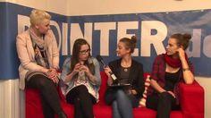 Pointer-Reporterin Lotta hat die drei Mädels von Elaiza getroffen und sie zu ihrer aktuellen Tour befragt. Natalie Plöger, Ela Steinmetz und Yvonne Grünwald geben zu: Live läuft auch mal etwas schief.