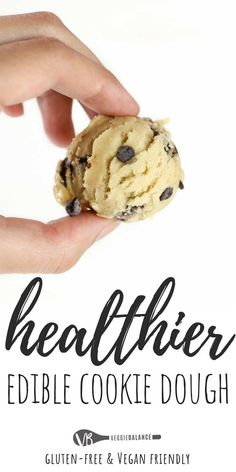 Edible Cookie Dough (Eggless, Gluten Free) Make this Edible Cookie Dough 4 Different Ways! Plus How-To Make it Safe to eat with our quick tip. Making this safe-to eat and eggless cookie dough with just 7 simple ingredients! Dreams do come true. Cookie Dough Vegan, Cookie Dough For One, Gluten Free Cookie Dough, Chickpea Cookie Dough, Protein Cookie Dough, No Bake Cookie Dough, Cookie Dough Recipes, Protein Cookies, Healthy Cookies