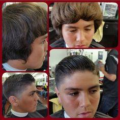 Fresh Cut Do you have thick and dry hair? Have a fresh cut at Granada Square Barbers. #freshcut #gsb #granadasquarebarbers