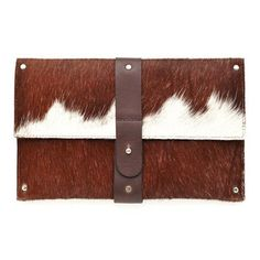 Convict cowhide bag from Australia