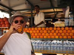 The Souks of Marrakech | Orange Juice Stand | FATHOM