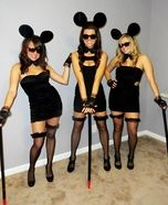 Three Blind Mice Costume! Only maybe not so sexy...