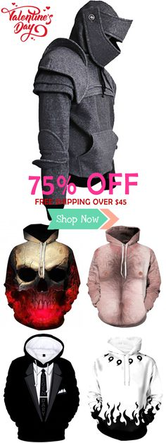 Free shipping over $45, Rosegal Men's Hoodie Retro Elbows Drawstring Solid Color | #rosegal #hoodies #mensfashion #springoutfits Cool Outfits, Fashion Outfits, Womens Fashion, Men's Haircuts, Cool Gear, Mens Clothing Styles, Pulls, Cool Hoodies, Funny Shirts
