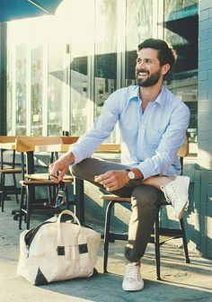 Weekend men's casual style inspiration