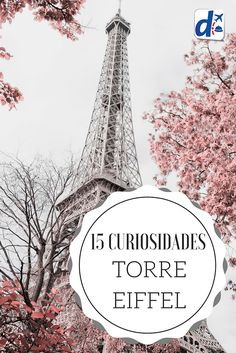 La #TorreEiffel es uno de los monumentos más emblemáticos del mundo. Su imagen es una clara referencia de #Francia, pero hay un montón de secretos alrededor de ella. ¡Descúbrelos aquí!