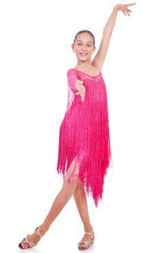 Junior latin dress Andra
