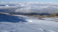 Mar de nubes Sierra Nevada