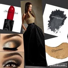 Younique has you covered for prom. Get this look at www.happygirllashes.com
