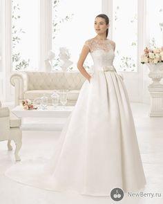 Свадебные платья Aire Barcelona 2017