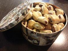 Små kaker med dadler (Klecheh) #middle_east #midtoesten #cookies #kjeks #dates #turkey #tyrkia