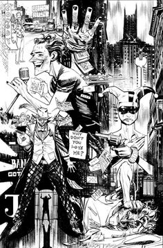 Joker by Sean Gordon Murphy