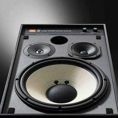 JBL 4312 SE . . . #VintageAudio #Audio #JBL