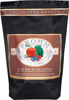Fromm - Four-Star Game Bird - Dry Dog Food - Various Sizes