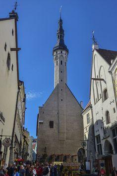 Rådhuset i Tallinn, gamlebyen