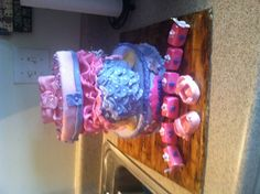 baby shower baby in A box