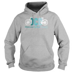 Ocd Obsessive #Cycling Disorder, Order HERE ==> https://www.sunfrog.com/Sports/126311881-753689677.html?9410, Please tag & share with your friends who would love it , #renegadelife #birthdaygifts #christmasgifts