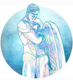 True Hug by mariananaca
