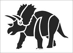 dinosaur pumpkin carving patterns - Google Search