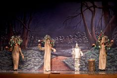 Wizard of Oz Backdrops - dabour