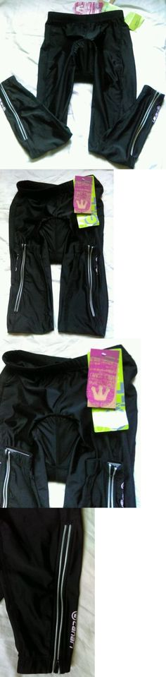 Tights and Pants 177854: Canari Cyclewear Women S Padded Gel Cycling Bicycle Compression Tights Small Nwt -> BUY IT NOW ONLY: $34.99 on eBay!