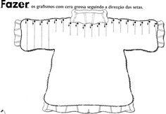 Los duendes y hadas de Ludi: Varias láminas de grafomotricidad