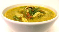 Sopa de pollo - Comida Peruana