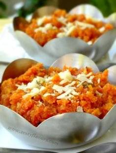 Gajar ka Halwa (Sweet Carrot Pudding) #Recipe