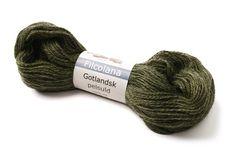 Filcolana Gotlandsk Pelsuld - Garn af ren uld - Vi strikker