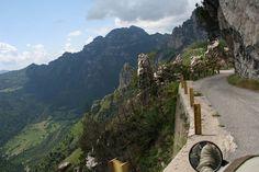 Passo del Maniva (1660 m) - Alpi Centrali