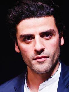 Oscar Isaac...