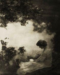 Images&Visions: A delicadeza de Gertrude Käsebier