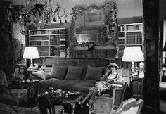 Coco Chanel's apartment at Rue Cambon