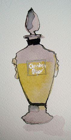 Bridget Davies...Perfume no.3