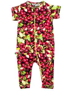 Sour Cherries Onesie