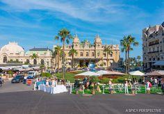 Nakupování v Monte Carlo Monaco na ASpicyPerspective.com #travel #frenchriviera #cotedazur