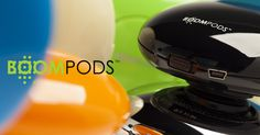 Boston & Boston Boompods - accessories for music. Wireless Speakers, Craftsman, Artisan, Boom Boom, Shake, Boston, Unique, Blog, Gifts