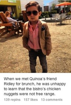 """As for her imaginary daughter's name?   """"My Imaginary Well Dressed Toddler Daughter"""" Is The Definitive Best PinterestBoard"""