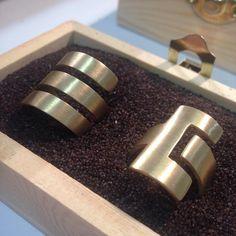 """17 Likes, 1 Comments - S U S I C A L A ® (@susicala_jewelrydesign) on Instagram: """"Seguimos en @1001atmosphera 🙌🏻🙌🏻 con nuestras joyitas en plata y plata chapada en oro. 'Claudia'…"""""""