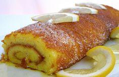 Receita de Torta de Laranja - Receitas Já - Receitas de culinária, rapidas, faceis e simples Receitas ja