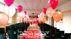 Balloon Decorations, Balloons, Chandelier, Ceiling Lights, Make It Yourself, Dreams, Engagement, Birthday, Party