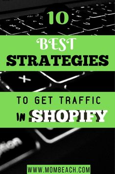 Shopify Traffic: Top 10 Best Strategies To Drive Traffic to Your Store Do you want organic traffic to your Shopify store? Check out this helpful article on getting more traffic for your Niche Store using Social Media and more tips. Digital Marketing Business, Digital Marketing Strategy, Online Business, Marketing Strategies, Drop Shipping Business, Earn Money Online, Internet Marketing, Ecommerce, Social Media