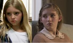 Now: Willow Shields as Primrose Everdeen. Two years later, the casting team on The Hunger Games auditioned Willow by tape and then brought her out to LA to meet with director Gary Ross. Shields quickly showed she had the emotional chops to be Katniss Everdeen's empathetic little sister and won the part on the spot.