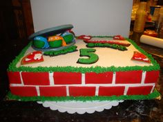 Teenage Mutant Ninja Turtles Birthday cake — Birthday Cakes