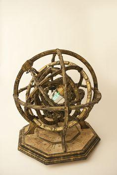 Sphere Armillaire - Machine à Voyager dans le Temps