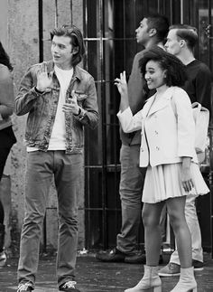 Photo still from the set of the film Everything, Everything starring Amandla Stenberg as Maddy and Nick Robinson as Olly, based on the YA book by Nicola Yoon. | Everything, Everything Movie | In theaters now