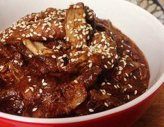 Chicken Mole Pablano
