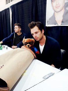 All Sebastian, All Day