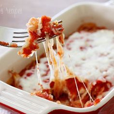 spaghetti squash lasagna this is actually really good