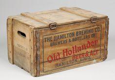 Old Hollander Beer & Ale Crate